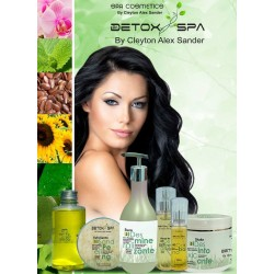 Kit Dr Detox Spa ( Vegano ) By Cleyton Alex Sander