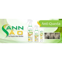 Kit Sannsão Anti-Queda Masculino